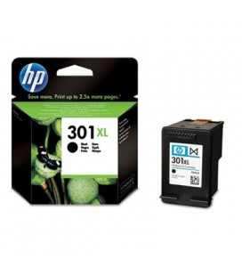 Cartucho tinta HP 301XL Negra