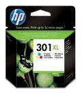 Cartucho tinta HP 301XL Color