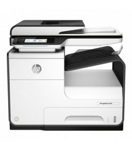 HP Impresora multifunción PageWide de la serie 377dw FAX