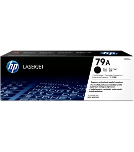 Tóner Original HP LaserJet 79A negro