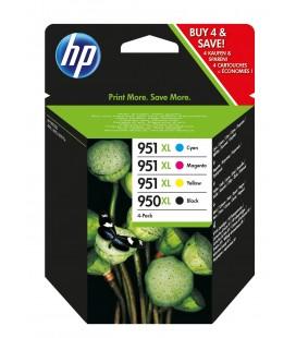 Pack cartuchos tinta HP 950XL/951XL Originales