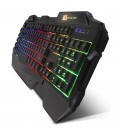 Teclado Gaming B-Move BG R-Force retroiluminado