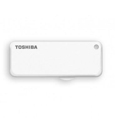 Pendrive Toshiba U203 32GB USB 2.0 Blanco